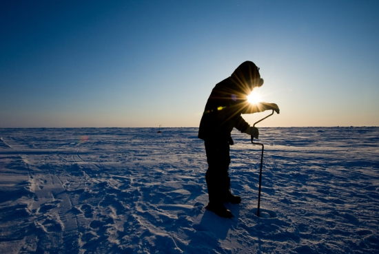 Страна ледяного ужаса