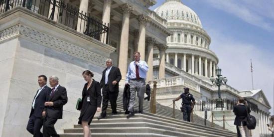 Конгресс США снова не успеет утвердить бюджет