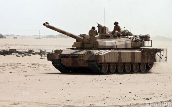 Объединенные Арабские Эмираты начали наземное вторжение в Йемен !? (не проверенный источник )