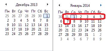Расписание работы биржи в Новый год-уточнение