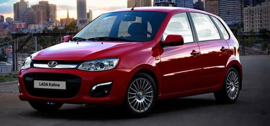 Компания АвтоВАЗ приняла решение снизить цены на автомобиль Lada Kalina в Германии.