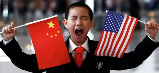 Китай теснит США на финансовом Олимпе