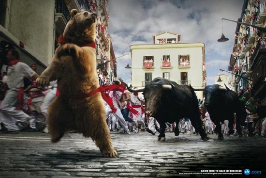 Быки и Медведи: вечная интрига, вечная борьба...