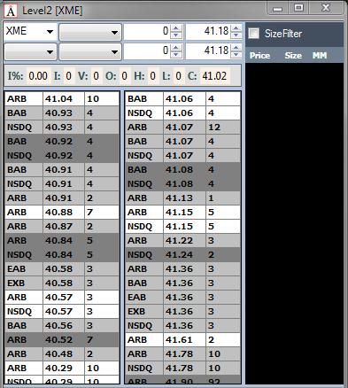 NYSE - Миллион интересных вопросов - 16/08/2012 XME открытие
