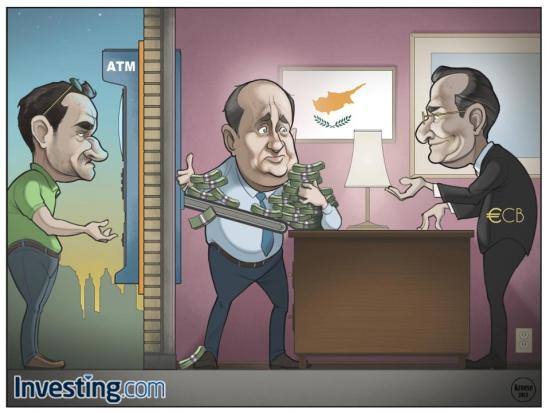 Юмор:Текущая ситуация на Кипре