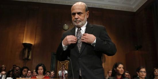 Бернанке - как это было.