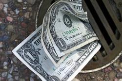 Чистый отток капитала в I квартале 2012 г.