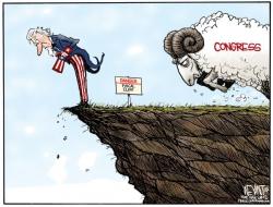 Разговор с американским инвестором о фискал клиф