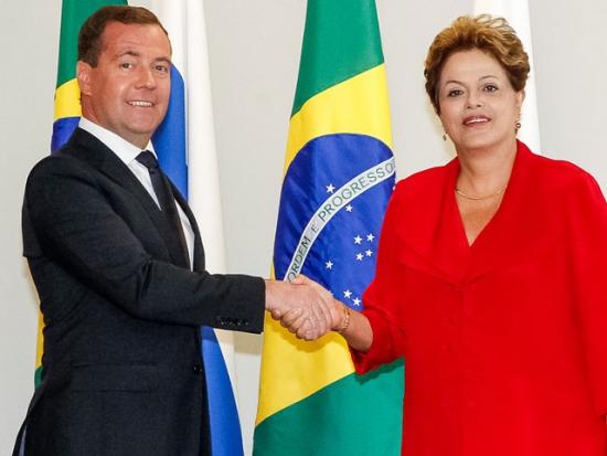Бразилия это тропическая Россия
