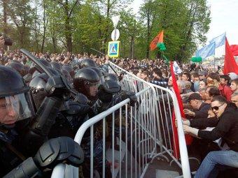 На ПИФы давит политическая нестабильность (обзор за 20 апреля - 11 мая)