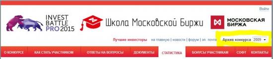 ЛЧИ 2015 - это не только конкурс инвесторов, но и конкурс брокеров/менеджеров