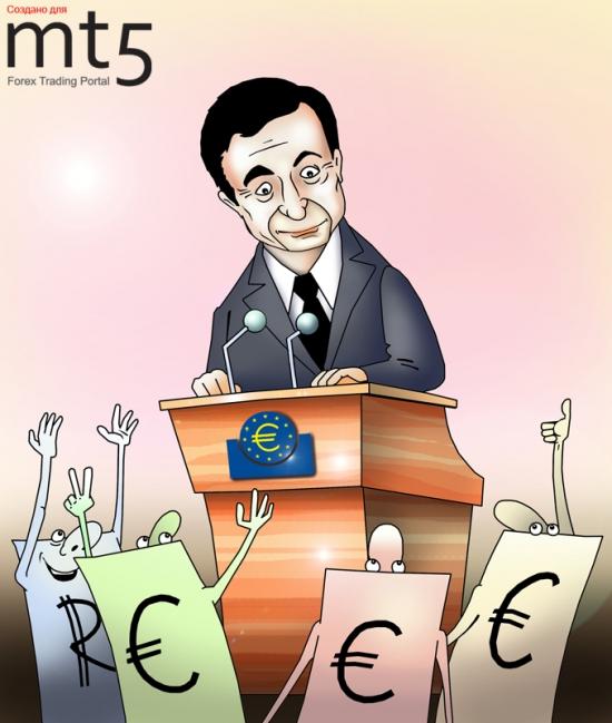 План Драги включает неограниченный выкуп гособлигаций — источники в ЕЦБ