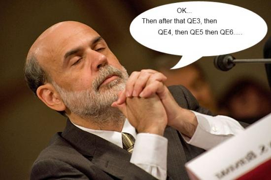 Теперь в самый раз ждать QE 5