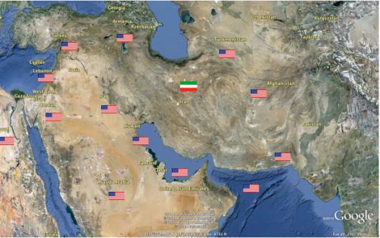 Иран проведет новые учения в Ормузском проливе