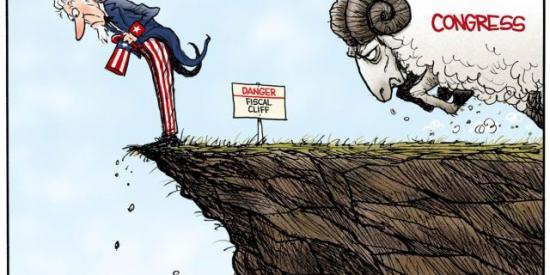 """В ожидании решения по проблеме """"Фискального обрыва"""""""