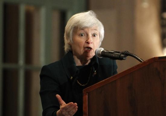Джанет Йеллен предстоит бороться с пузырем на финансовом рынке