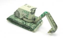 Самый перспективный актив - USD!