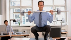 Как оставаться здоровым и бодрым при сидячей работе