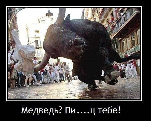 Текущая ситуация на российском рынке