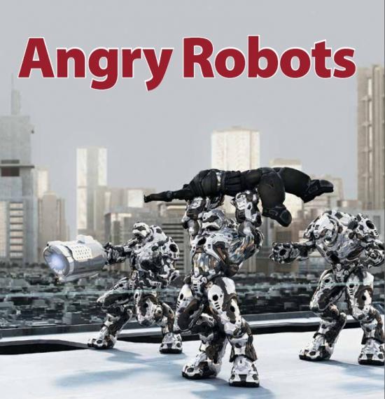 Агрессивные роботы против ликвидности и людей