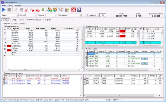 AutoTrade - инструмент управляющего и системщика