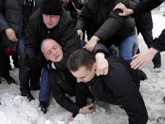 Влияние Несистемной опозиции на фондовый рынок в России
