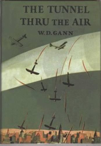 "W.D.Gann ""Туннель через воздух"" Веселье)"