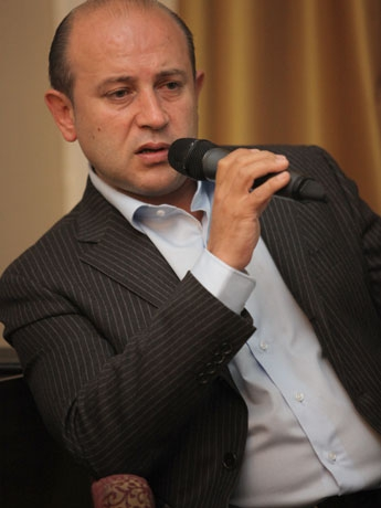 Григорий Бегларян в Казани