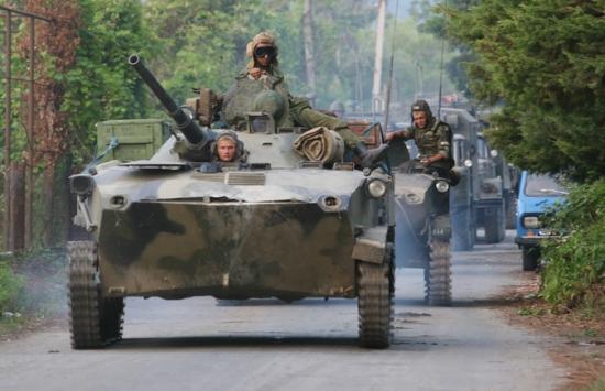 Россия нападет на Украину?
