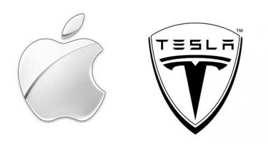 Tesla & Apple. Что общего?