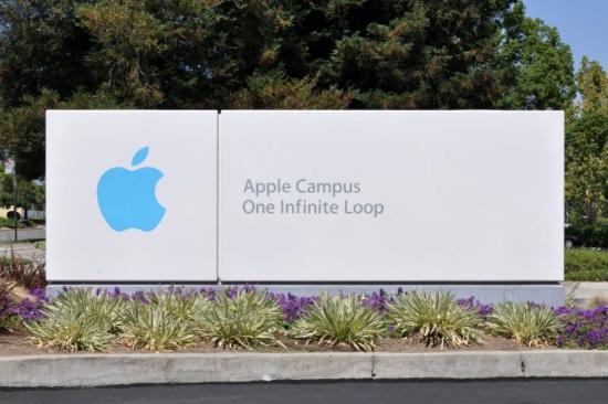 Расходы Apple на НИОКР за последние 19 лет