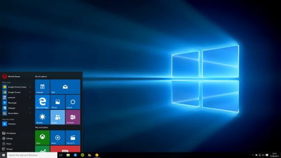 Windows 10 & трейдинг