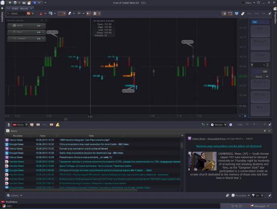 Com-X Trader Beta 2.0