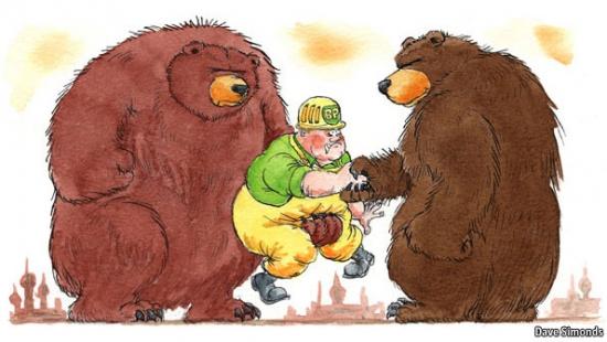 Лучшая иллюстрация сделки Роснефти и ТНК-БП