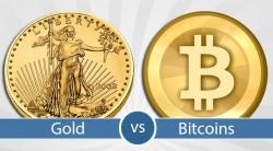 Золото vs. Биткоин