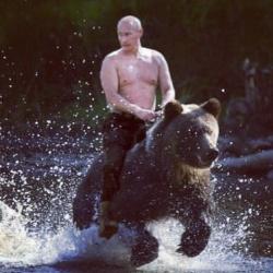 Россия и Америка — на грани добра и зла...