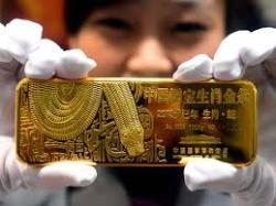Золото и Китай