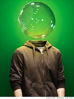 Так есть ли пузырь на рынке хай-тека?