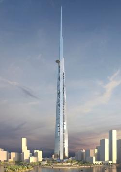 Новый небоскреб как предчувствие рецессии...