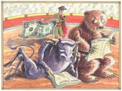 Что не так с волатильностью на рынке акций?