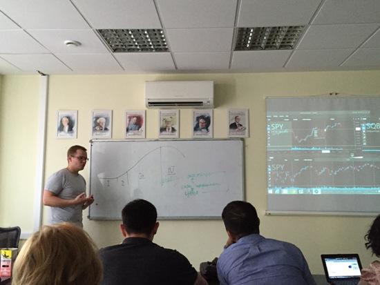 """В Уфе """"Финам"""" провел семинар по иностранным ценным бумагам с биржей Спб и Анатолием Радченко"""