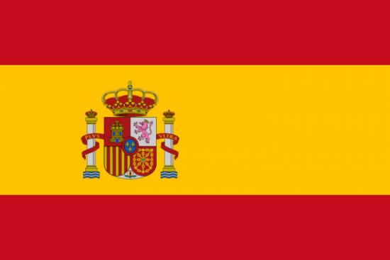 Испания...