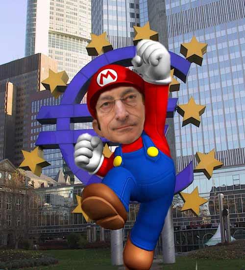Президент ЕЦБ Драги слишком занят и не сможет посетить симпозиум в Джексон Хоул