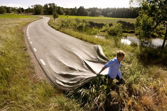 Как в России делают дороги