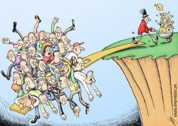 Й. Стиглиц: «Сегодняшняя американская мечта – миф из-за социального неравенства»