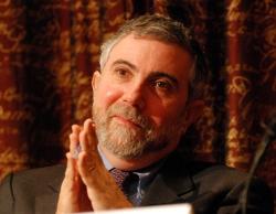 Пол Кругман: «Еврокризис закончится чем-то невероятным»