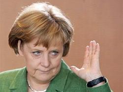 Меркель убеждена – Бундестаг одобрит помощь Испании