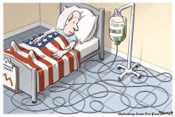ФРС США: экономике нужна помощь, но действовать пока рано…