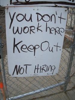 США: рост безработицы в 44 штатах в июле
