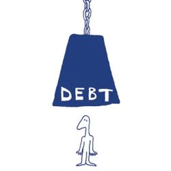 Америка достигнет уровня греческого долга к 2021 году